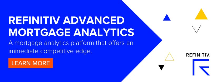 Refinitiv Advanced Mortgage Analytics. Quality data for mortgage-backed securities
