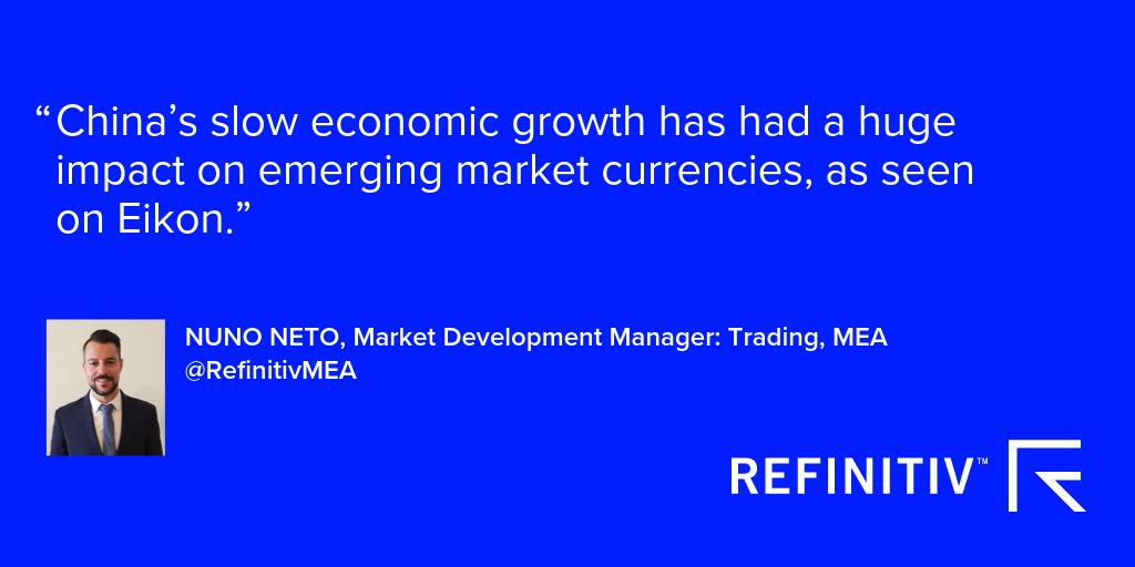 Nuno Neto Quote. Emerging market currencies in volatile year