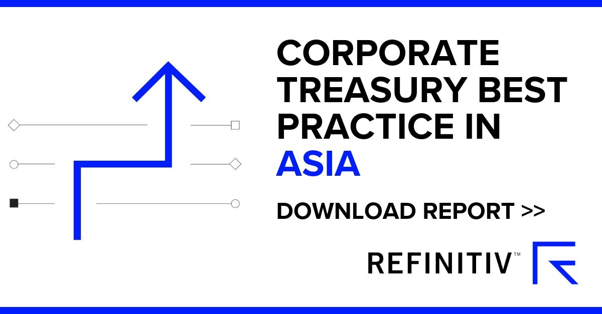 Corporate treasury best practice in Asia
