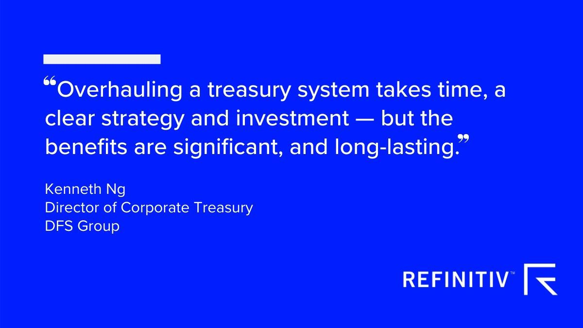 Quote by Kenneth Ng. Treasury FX automation in five steps