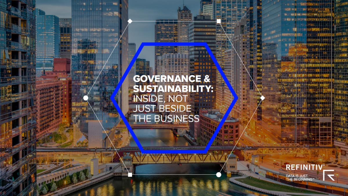 Governance & Sustainability: Inside not just beside the business report