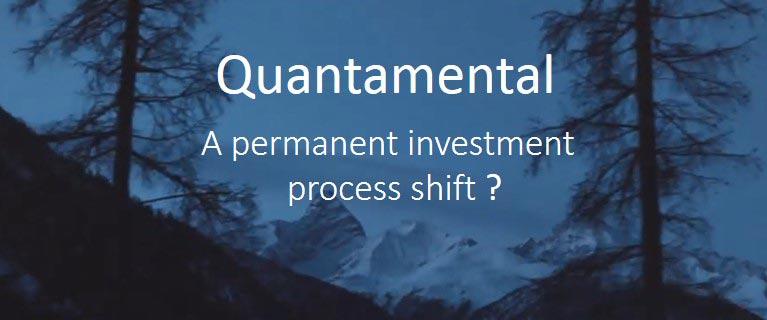 Quantamental investing. Data trends for active portfolio management