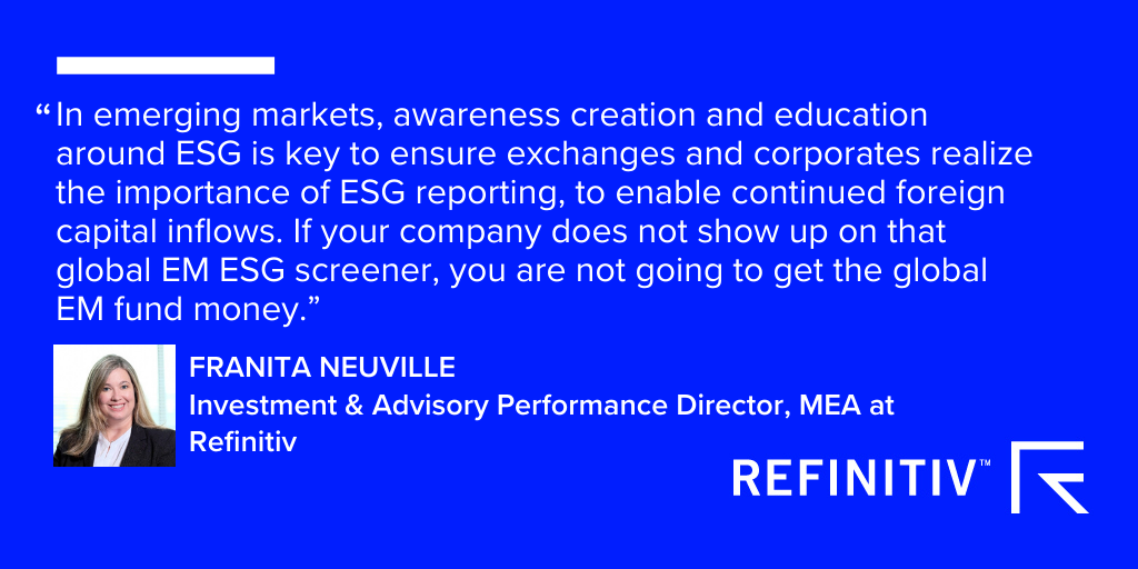 Franita Neuville. ESG Investing: The 5 biggest questions
