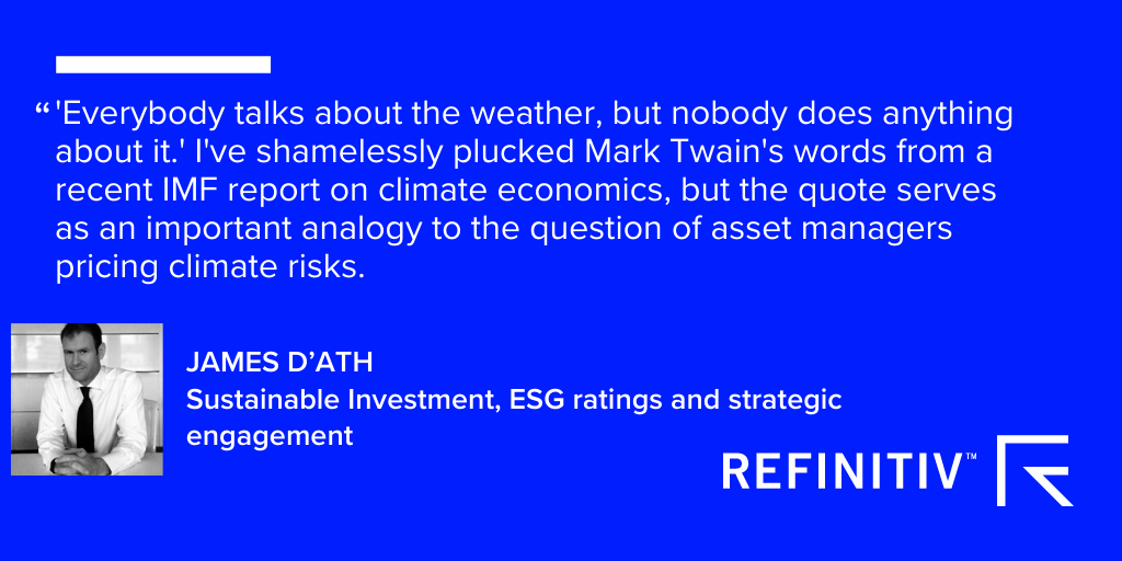 James D'Ath. ESG Investing: The 5 biggest questions