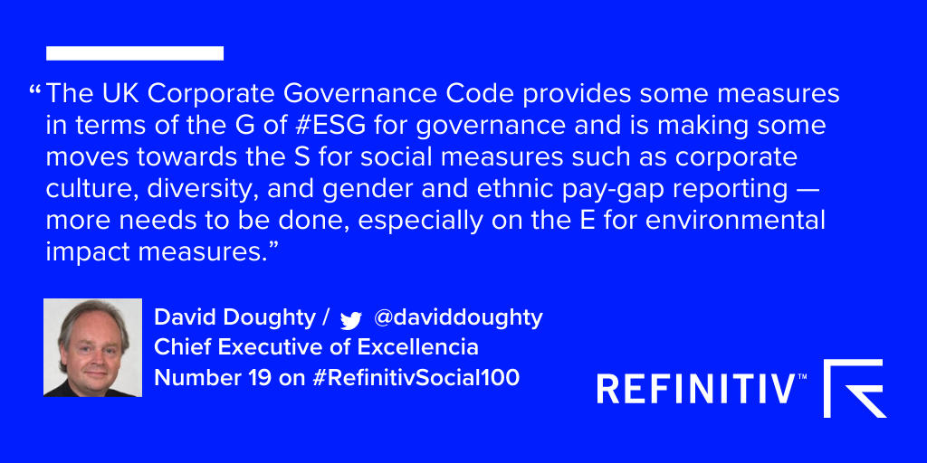 David Doughty quote 2. ESG Investing: The 5 biggest quotes