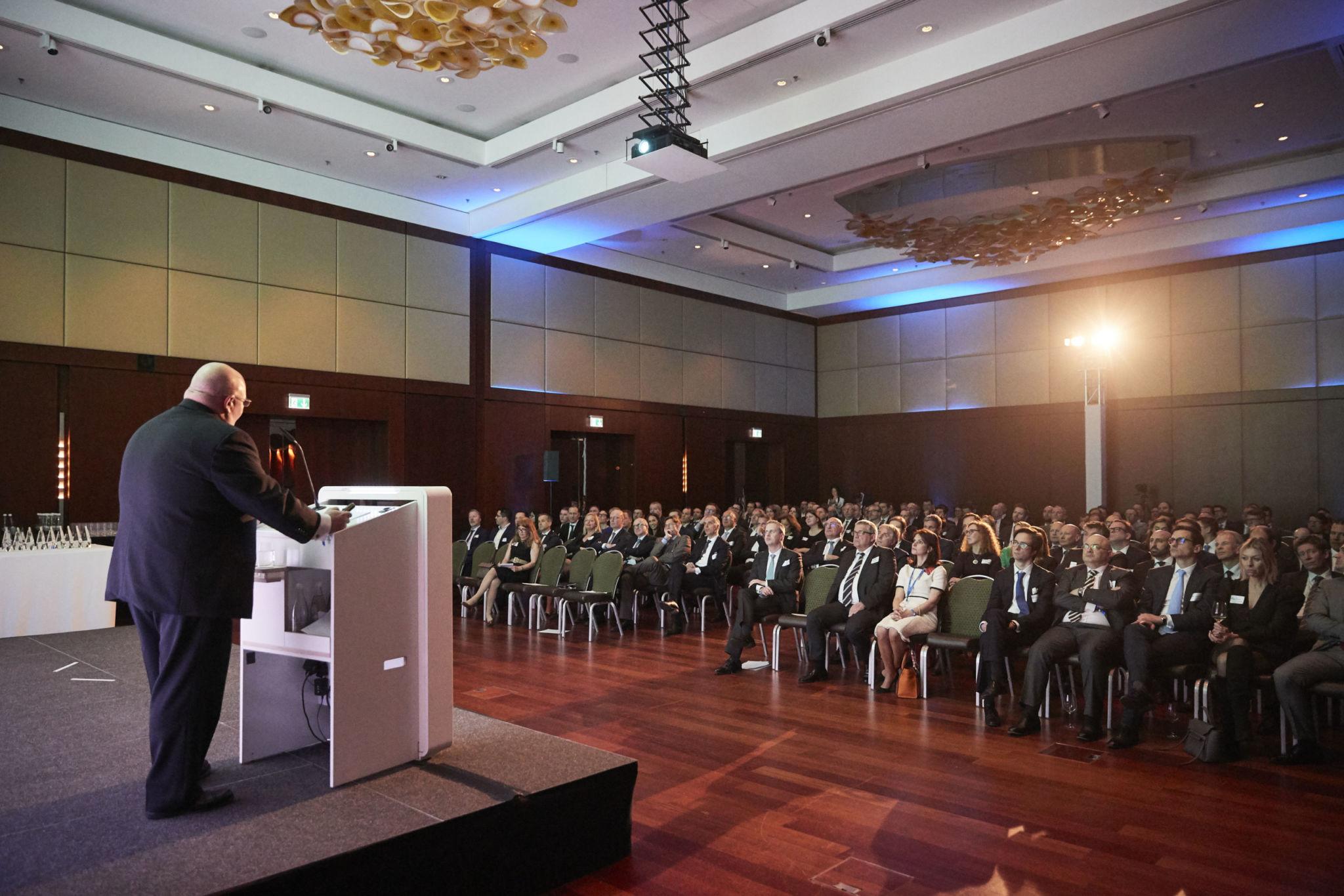 Refinitiv Lipper Fund Awards 2020 at the Park Hyatt in Zurich,