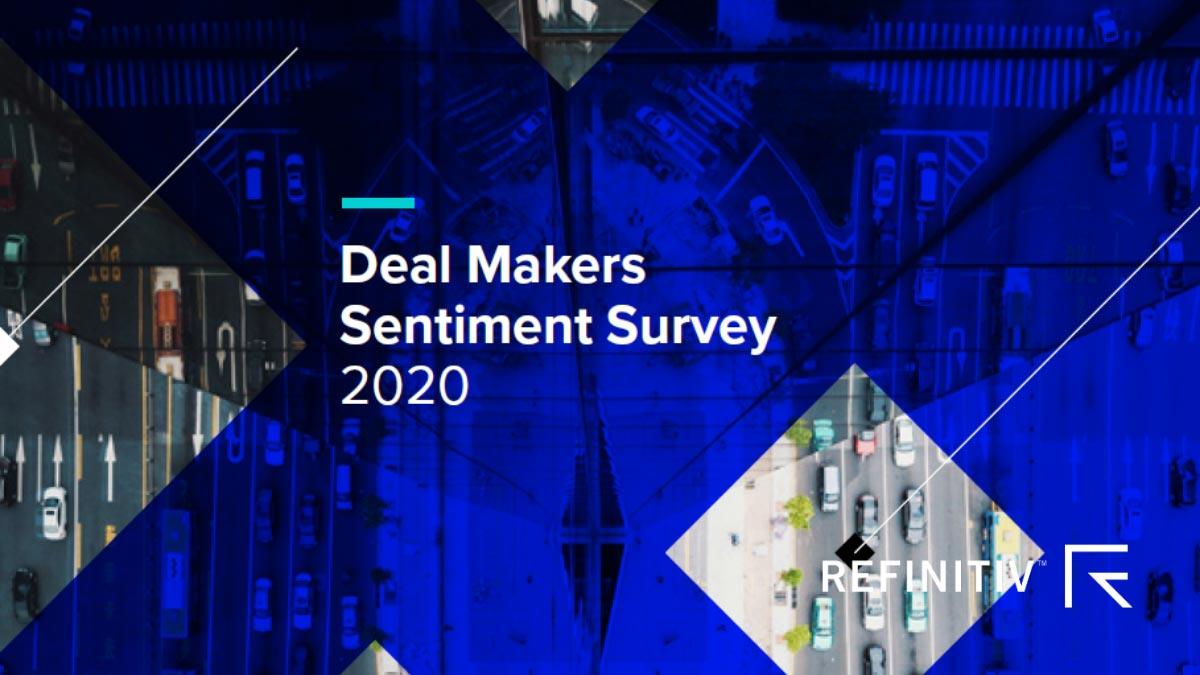 Deal Makers Sentiment Survey 2020. COVID-19 bursts M&A activity optimism