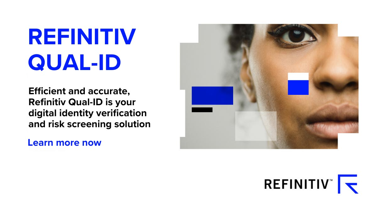 Refinitiv Qual-ID. AML regulation: Beyond the 5th AMLD