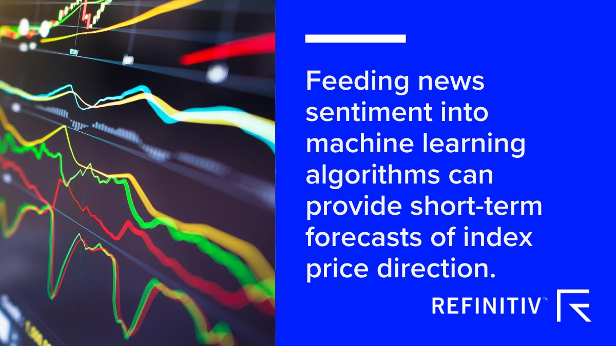 How news sentiment data boosts trading and investment strategies