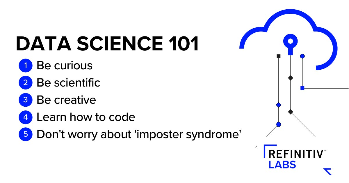 Data science 101. How to think like a data scientist