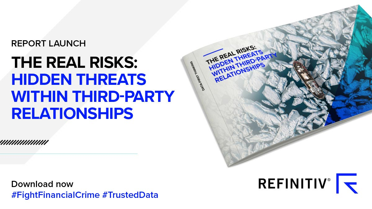 The real risks: Hidden threats within third-party relationships. The state of third-party risk in 2020