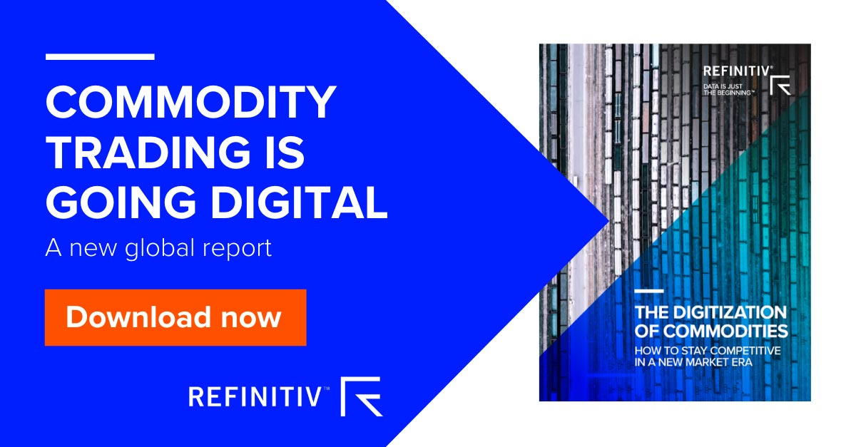 The Digitization of Commodities: How can you stay competitive in a new market era?
