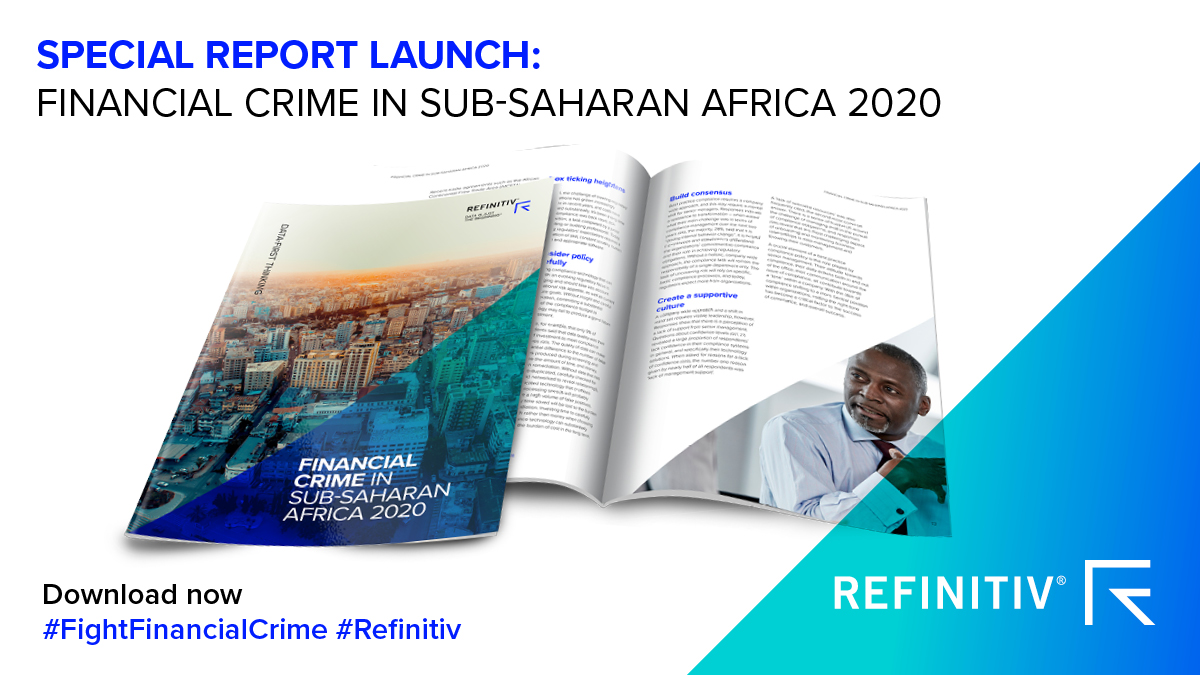 Financial crime in Sub-Saharan Africa report