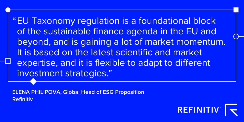 Quote by Elena Philipova. Which ESG investments are truly sustainable?