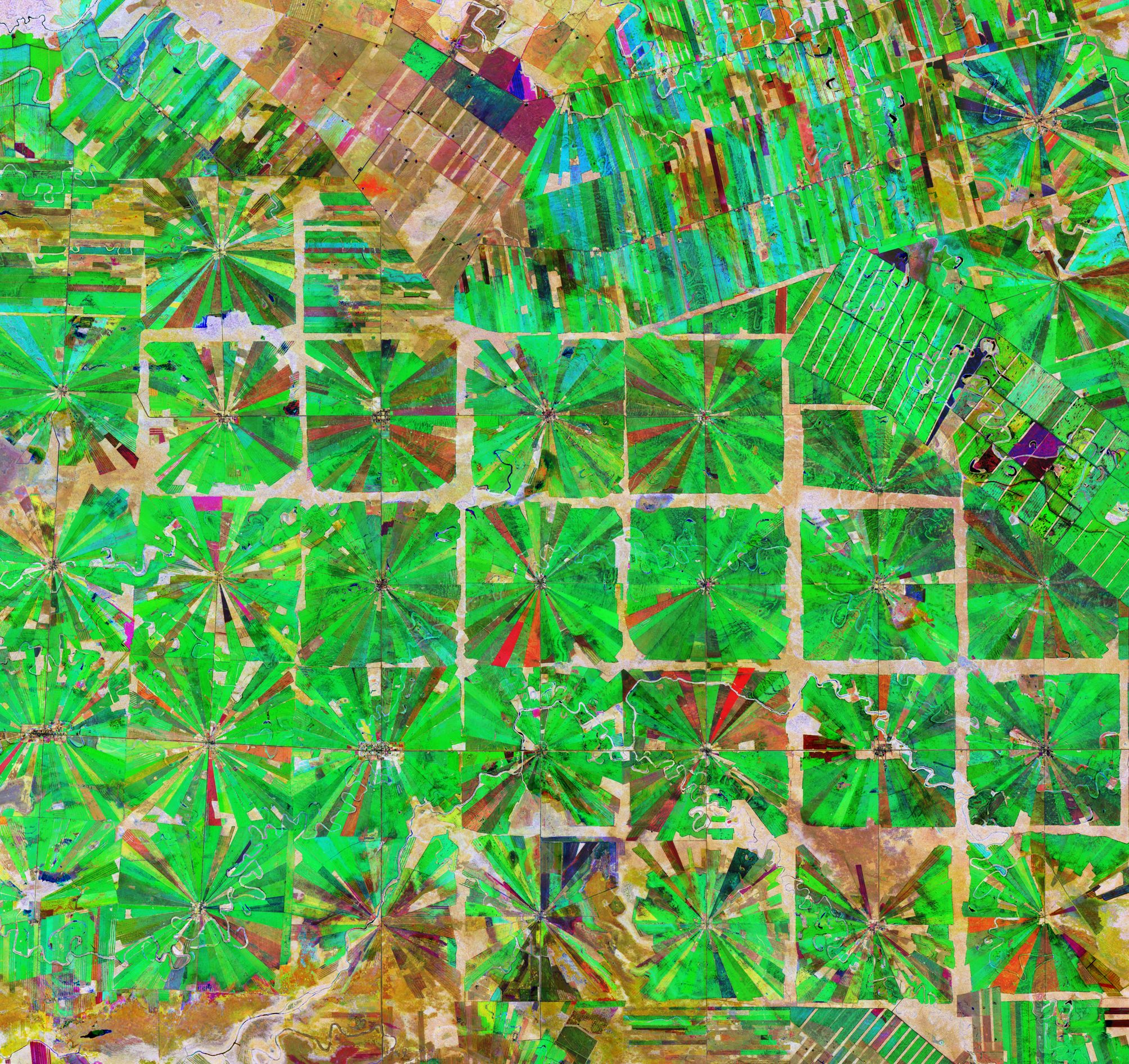 Satellite imagery of rapid deforestation in Bolivia. Source: modified Copernicus Sentinel data (2019), processed by ESA, CC BY-SA 3.0 IGO. Using spatial finance for sustainable development