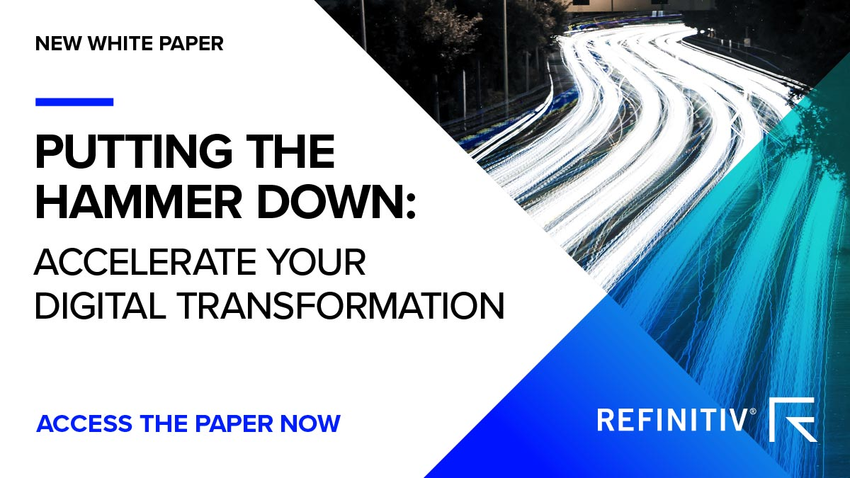 Download our white paper to learn more about the Buy/Build Blend method and how you can accelerate your digital transformation